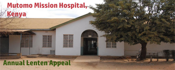 Mutomo Mission Hospital, Kenya