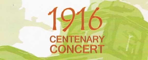 1916 Centenary Concert