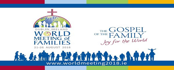 Prayer for World Meeting of Families 2018