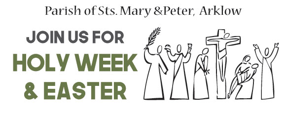 Holy Week & Easter in your parish