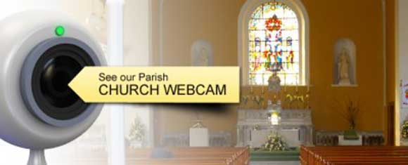 Webcam  from Parish Church
